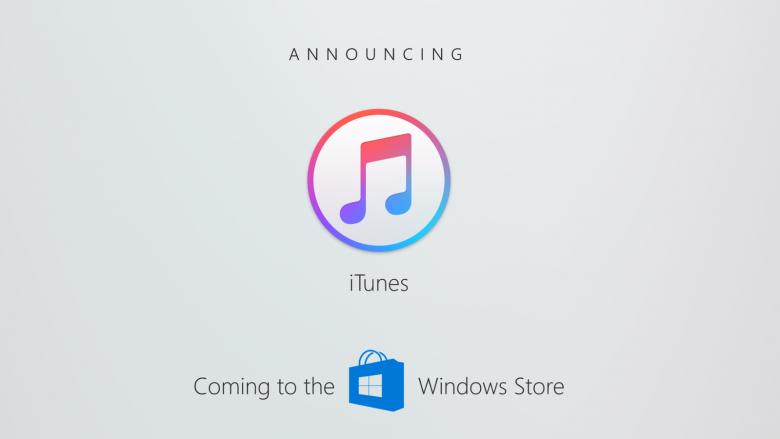 iTunes tani vjen edhe në Windows Store