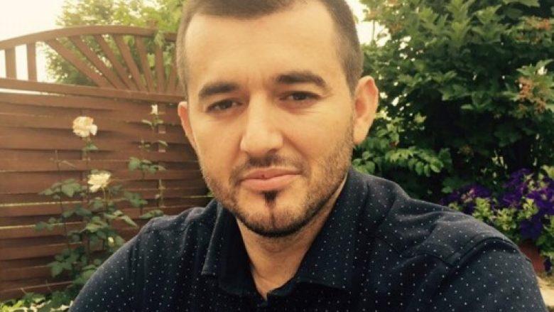 Labinot Tahiri, kandidat për deputet i Kuvendit të Kosovës