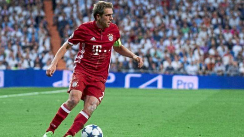 Lahm po pensionohet, por kush do të jetë kapiten i ri i Bayern Munich