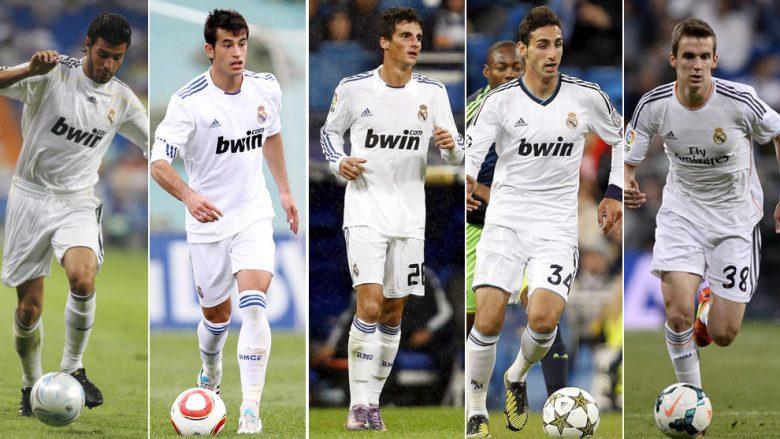 Dashuri apo urrejtje – Real Madridi në ndeshjen e titullit përballë trajnerit dhe pesë lojtarëve të tyre që nuk iu dhanë hapësirë (Foto)