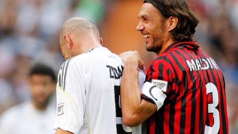 Maldini: Milanin do e lija vetëm për Realin