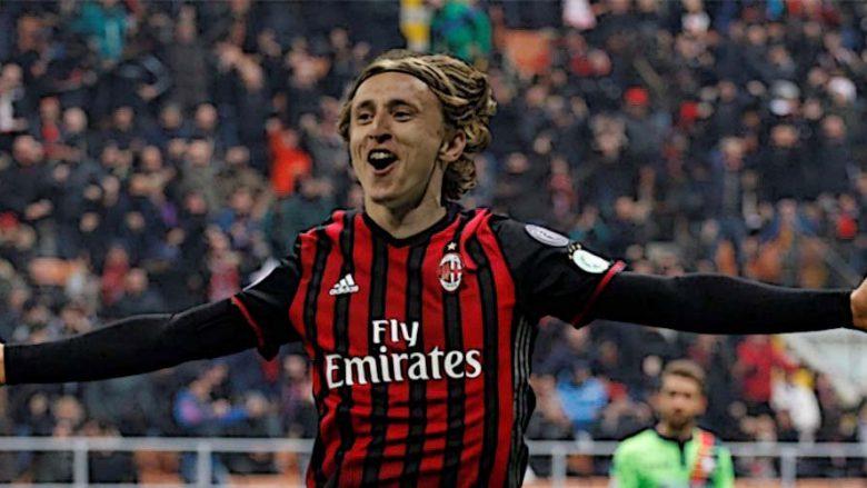 Milani mendon transferimin e Modricit