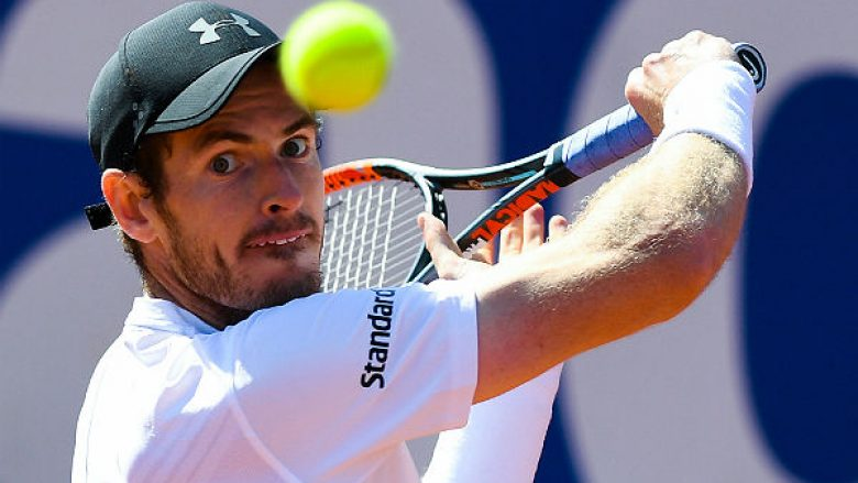 ATP: Murray vazhdon t'i prijë renditjes