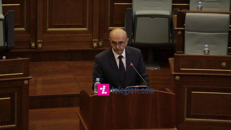 Mustafa: Marrja e pronave bëhet përmes Ligjit për Shpronësim