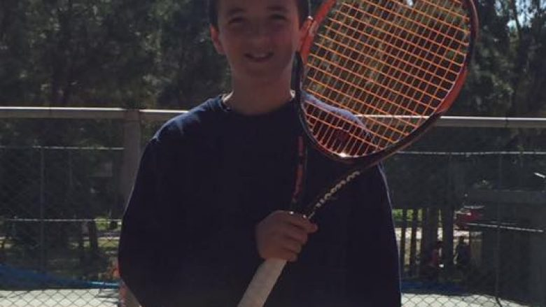 Nallbani triumfon në Manastir, mposht tenistin më të mirë maqedonas (Foto)