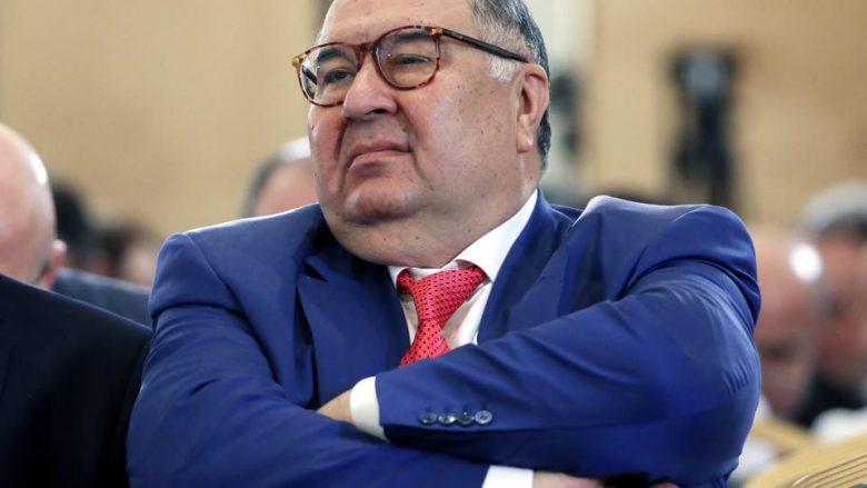 Rusi Usmanov ofertë 1 miliard funte amerikanit Kroenke për blerjen e të gjitha aksioneve të Arsenalit
