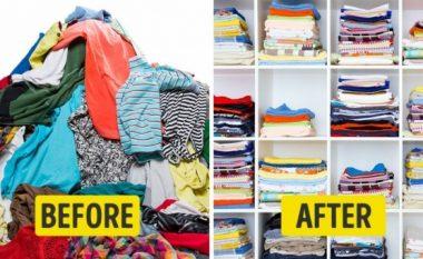 Si ta palosni çdo rrobë të mundshme: nga bikinit e deri te çorapet