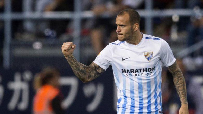 Ish sulmuesi i Barças, tash i Malagas: Shpresoj të shënojë ndaj Realit dhe Barcelona ta fitoj titullin në La Liga