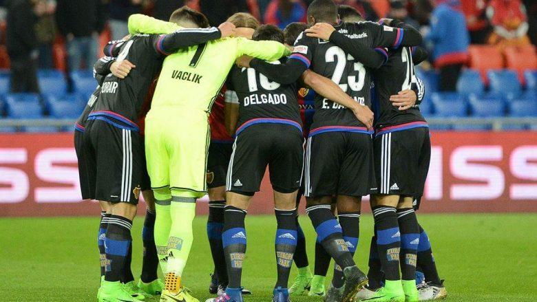 Baseli pas sulmuesit të talentuar shqiptar
