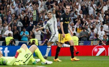 Madhështia e Ronaldos, Reali me një këmbë në finale (Video)
