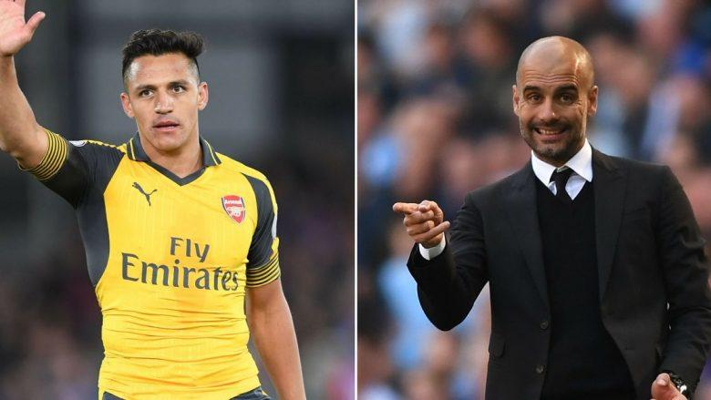 City shet dy futbollistë për t'i bërë vend Sanchezit