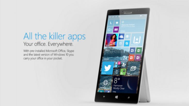 Surface Phone mund të vijë së shpejti