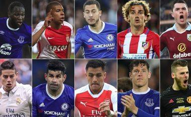 Këto janë 12 transferimet që mund ta 'tronditin' Ligën Premier dhe mund ta ndryshojnë situatën për titull (Foto)