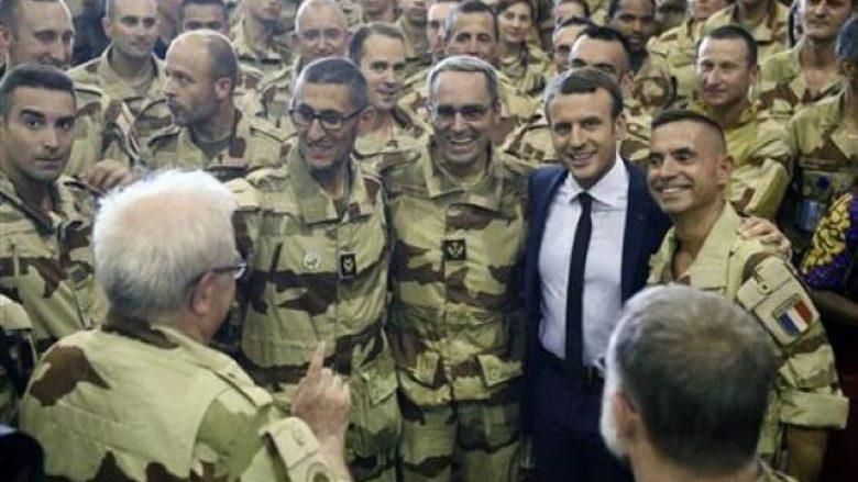 Ushtria franceze do të vazhdojë operacionin deri në zhdukjen e ekstremizmit
