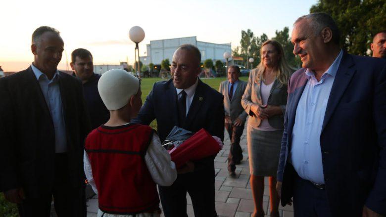"""Ramush Haradinaj: Shpejt do të më thuani """"Bac u kry"""""""
