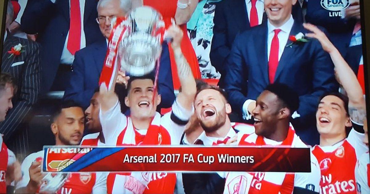 Xhaka  Emocion i jashtëzakonshëm të ngritësh Kupën FA
