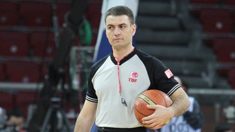 Gjyqtari turk në ndeshjen e dytë të finales Bashimi-Prishtina