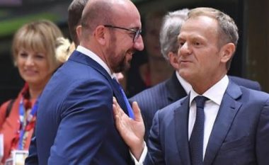 Tusk nervozon kryeministrin belg me citimin e Lennon (Video)