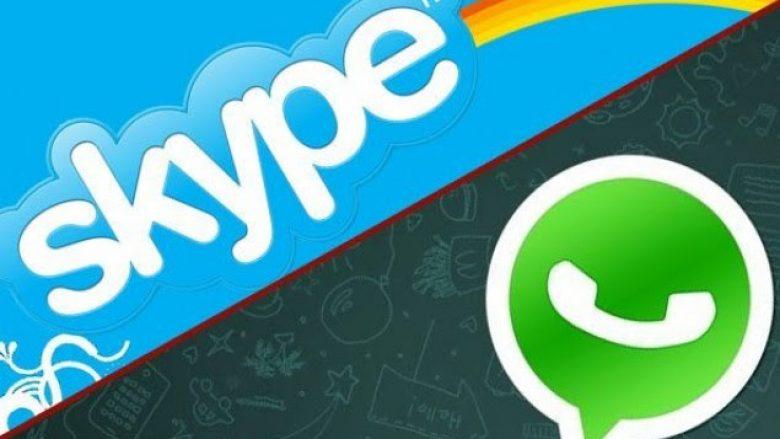 """Gjermania lejon përgjimin e mesazheve në """"WhatsApp"""" dhe """"Skype"""""""
