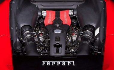 "Ferrari fiton titullin ""International Engine of the Year"""