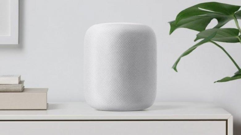 Apple sjell altoparlantin HomePod (video)