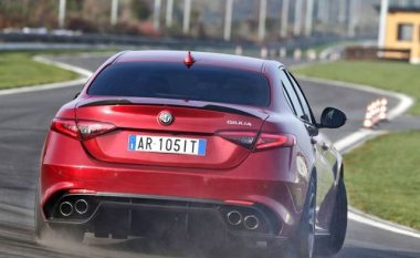Alfa Romeo në telashe, modeli Giulia është shitur shumë pak gjatë këtij viti (Foto)