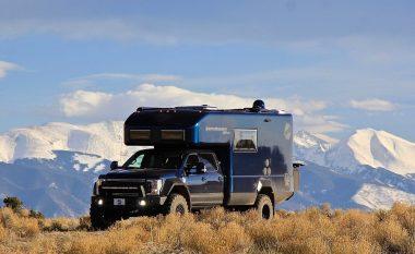 Automjeti për terrene të vështira që ka ambient luksoz banimi (Foto)