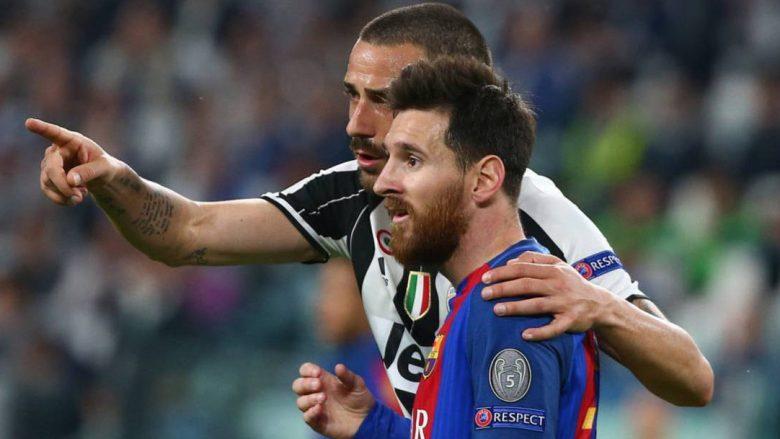 Formacioni i Ligës së Kampionëve sipas France Football, Messi jashtë njëmbëdhjetëshit më të mirë