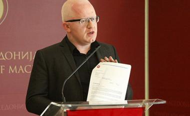 Rashkovski: Firma e vëllaut të deputetit Mukoski, ka nënshkruar marrëveshje për rikonstruimin e stadiumit