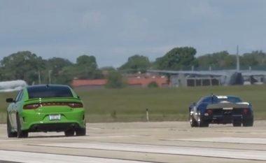 Ford GT40, më i shpejtë se Dodge Chargeri i ri (Video)