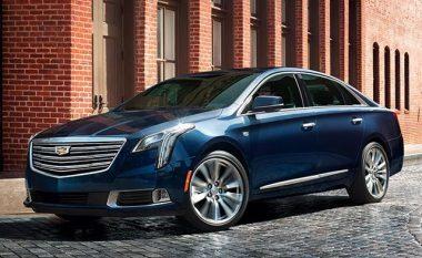 Gjatë vitit që vjen, Cadillac rikthen modelin luksoz XTS (Foto)