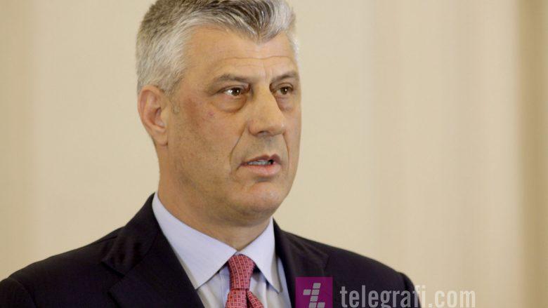 """Thaçi kujton deklaratën e presidentit Bush: """"Mjaft është mjaft – Kosova është e pavarur!"""""""