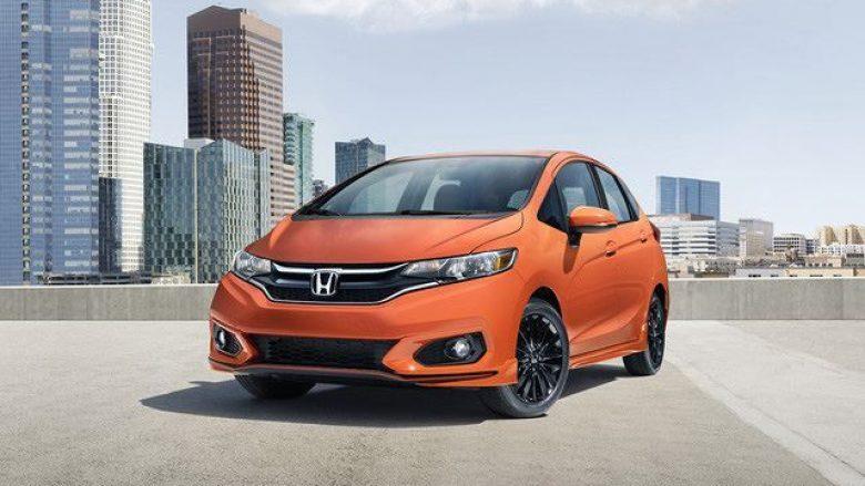Honda Fit do të jetë vetura më e mirë dhe e lirë në treg (Foto)