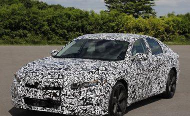 Honda prezanton modelin Accord në 14 korrik (Foto)