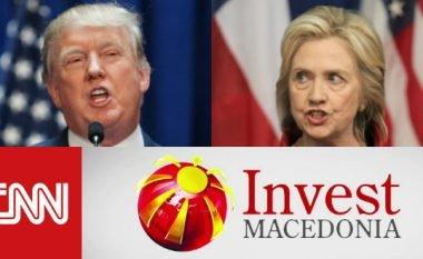 Fushatat televizive të Maqedonisë në CNN dhe BBC janë ndërprerë