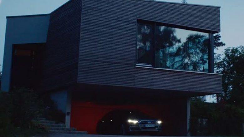 Modeli i ri A8 do të ketë funksionin e vetëparkimit (Video)
