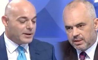 Blendi Fevziu, Edi Ramës: Kujt i bërtet ti? (Video)