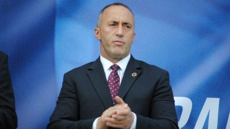 Haradinaj thotë se AAK ka shënuar rritje