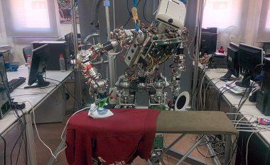 Roboti që mund t'i japë fund hekurosjes së zakonshme (Video)