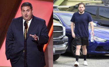 Jonah Hill tregon sekretet për humbje të shpejt të peshës (Foto)