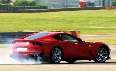 Ferrari 812 Superfast: Testimi i veturës së 500 mijë eurove, në kthesa të rrezikshme (Video)