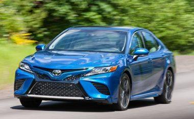 Toyota Camry që lansohet vitin që vjen, do t'i ketë 300 kuaj fuqi (Foto)
