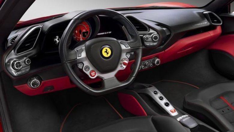 Vodhi Ferrarin e 200 mijë eurove, arrestohet sepse nuk kishte para për benzinë (Foto)