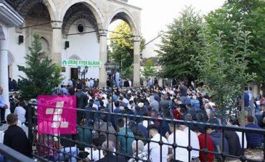 Myftiu Tërnava uron Fitër Bajramin: Të ndjekim rrugën e paqes dhe dashurisë (Foto)