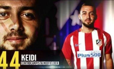 Zyrtare: Mesfushori shqiptar zgjat kontratën me Atletico Madridin