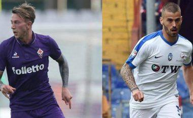 Juventusi mendon transferimin e njërit nga Spinazzola ose Bernardeschi