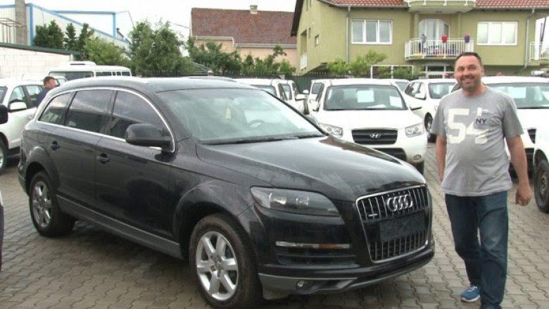 """Flet blerësi i 'Audi Q7"""" të Isa Mustafës"""
