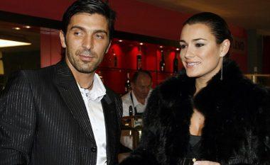 Buffon e la për gazetaren sportive, flet për herë të parë ish-gruaja e portierit