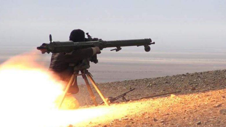"""""""Trimat"""" e ISIS-it, frikë nga Izraeli – kërkuan falje pas një incidenti! (Video)"""