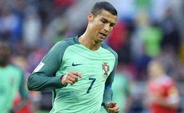 Ronaldo nuk do t'i paguaj 14.7 milionë euro shtetit spanjoll